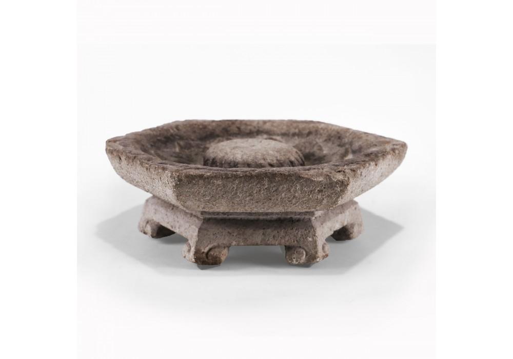 A stone Altar Piece Bowl