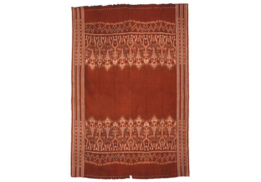 Tissu rituel Pua Kombu de Bornéo