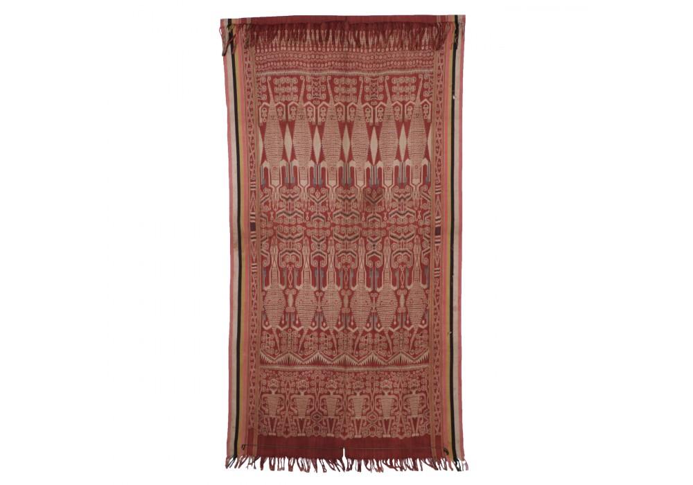 Tissu rituel ('Pua Kombu') - Bornéo