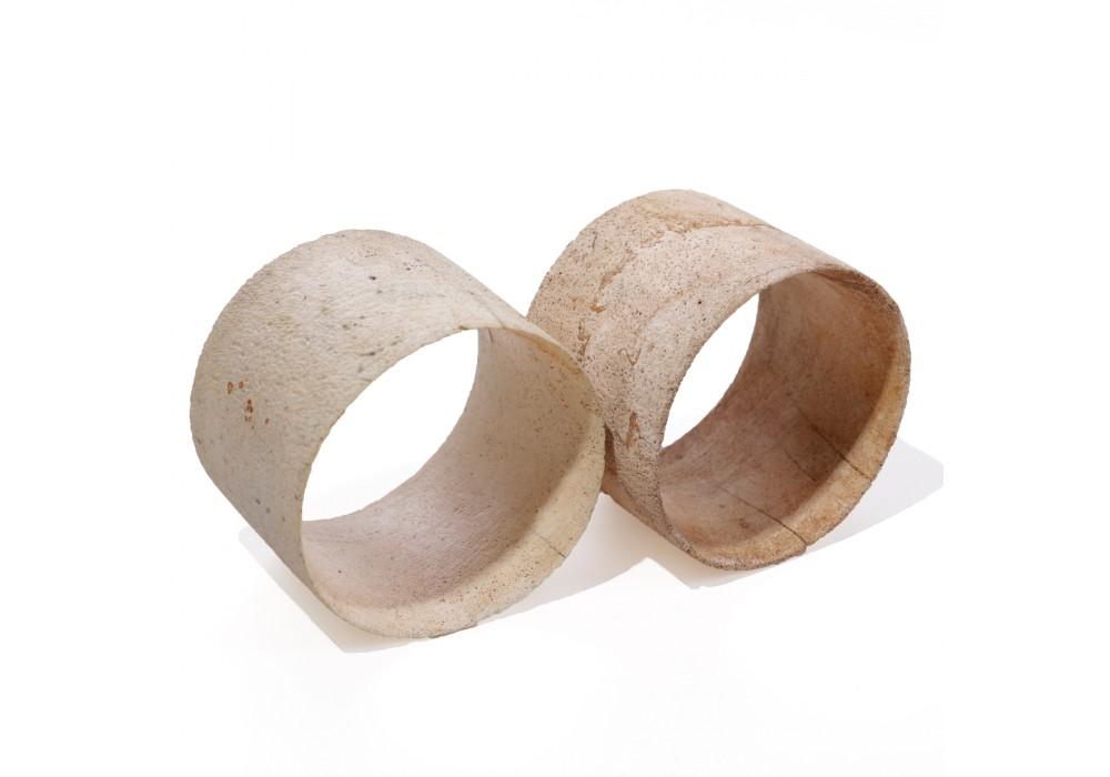 Paire de Bracelets en coquillage des Iles Salomon