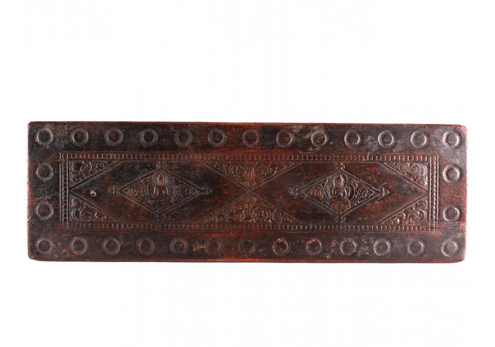 Tibetan book cover