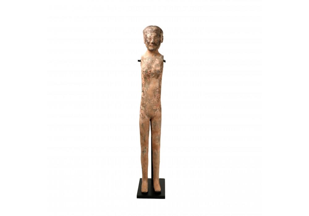 Yanling terracotta figure