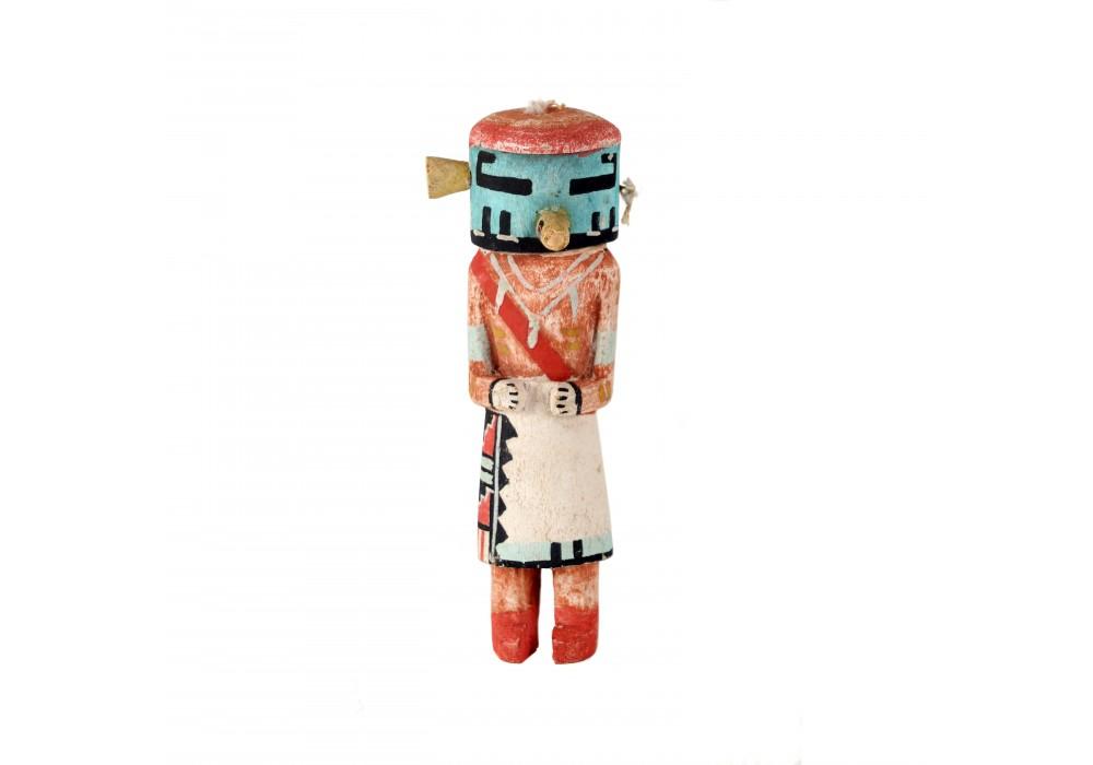 """Hopi """"Tasaf"""" or """"Navajo"""" Kachina"""