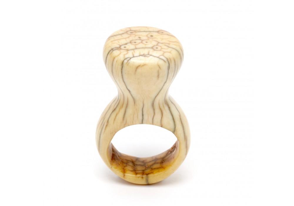 Ivory Dinka ring