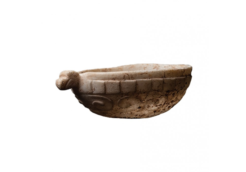Ulua Valley Mayan marble Cup
