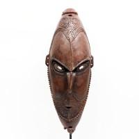 Masque Sépik de Papouasie-Nouvelle-Guinée