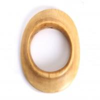 Bracelet en ivoire, peuple Nuer