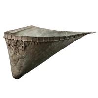 Panier de vannage cérémonielle en bronze