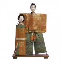 Poupées Tachibina, période Edo