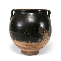 Vase en grès, dynastie Song