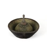 Chapeau de mandarin, Chine