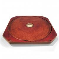 Boussole et boîte de géomancie Fengshui