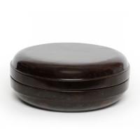 Boîte à nourriture laquée noire