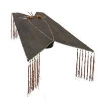 Chapeau de cérémonie Yao en forme de papillon