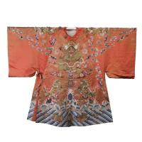 Robe de théâtre chinoise en soie