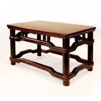 Table miniature dynastie Qing, Chine