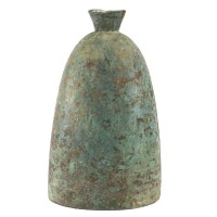 Cloche en bronze, Cambodge, 2e s. av. J.-C. - 2e s. ap. J.-C.