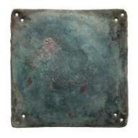 Plaque de poitrine en bronze, Vietnam, 3e -1er s. av. J.-C.