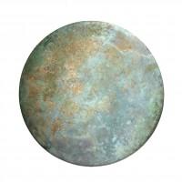 Gong Khmer en bronze, Cambodge, 12e - 14e s.