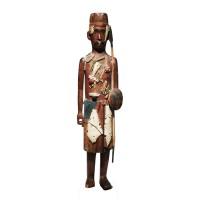 Figure d'ancêtre de Madagascar, 20e s.