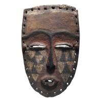 Masque Bashilele, République Démocratique du Zaïre
