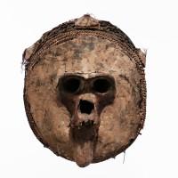 Crâne fétiche Vili