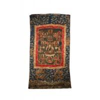 Thangka représentant Padmasambhava, Tibet