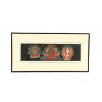 Page de manuscrit, Tibet