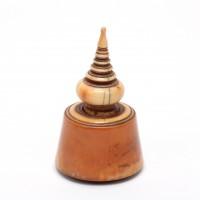 Tampon en forme de stupa, Thaïlande
