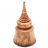 Tampon en forme de stupa
