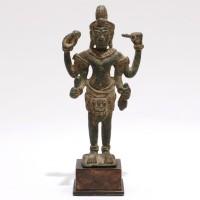Bronze représentant Lokeshvara