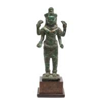 Bronze représentant Lokeshvara, Cambodge