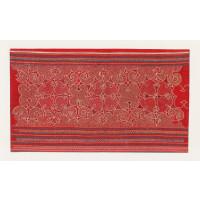 Textile brodé Miao, Chine