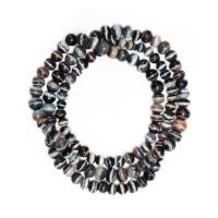 Collier de perles d'agate, Afghanistan, Ier millénaire