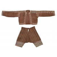 Costume d'homme Bagobo