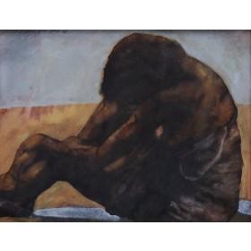 La femme allongée, Jos verdegem