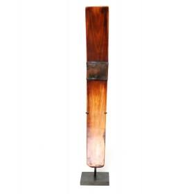 Qing dynasty ivory « huban » sceptre