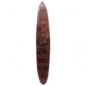 Western Australian Aboriginal wood shield