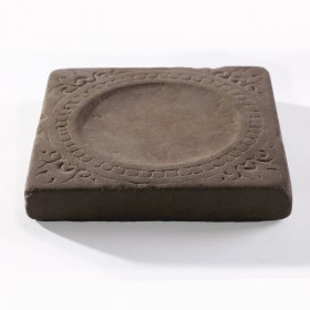 A Khmer sandstone Mortar