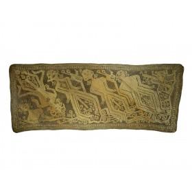 An Iban Tikar Longhouse Mat