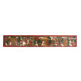 Nepalese scroll