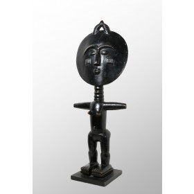 Akua'ba ritual fertility doll