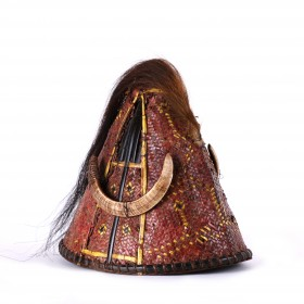 Naga Warrior's hat, Northeastern India